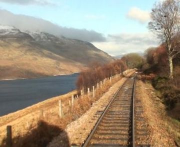 38 – Helensburgh Upper to Fort William - £25.99